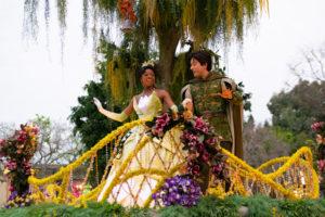 プリンセスになる魔法の瞬間:ディズニーランド新パレード「Magic Happens」ユニット8