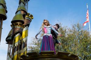 史上最も美しい『眠れる森の美女』エンディング:ディズニーランド新パレード「Magic Happens」ユニット9
