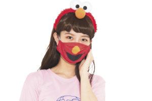 USJキャラクターなりきりマスクを販売