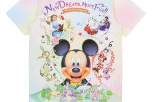 """TDLミッキー、ミニー、美女と野獣、ベイマックスの新エリア""""New Dreams,More Fun!""""グッズ"""