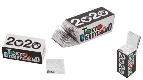 Tokyo Disneyland新施設ロゴが定番グッズに