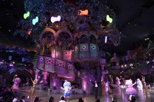 ピューロランド30周年パレード「Hello, New World ~虹を、つなごう~」スタート