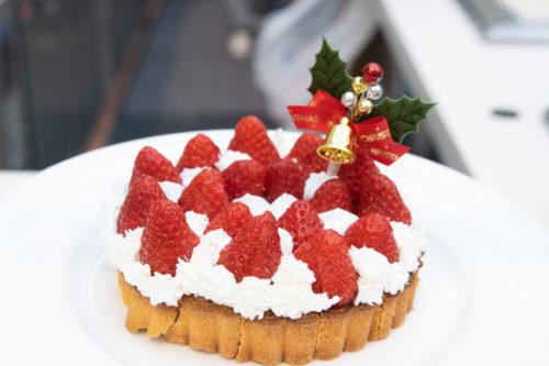 クリスマス16日間限定スイーツブッフェが舞浜グランドニッコーでスタート