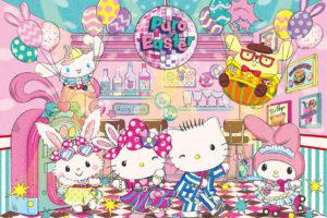 ピューロイースター2年ぶりに開催「Egg'n'Roll Easter!」はステージショーに