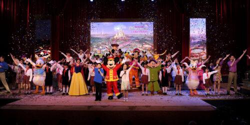 上海ディズニーランド5周年アニバーサリースタート パークの歴史を振り返る