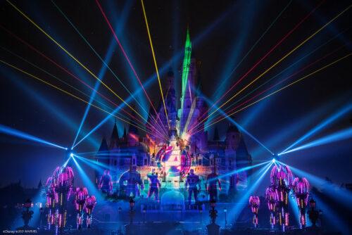 上海ディズニーランド5周年スタート キックオフイベントを開催