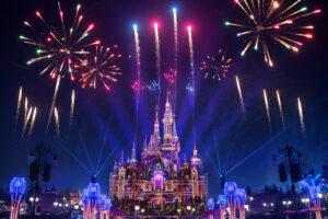 上海ディズニーランド新ナイトショー「ILLUMINATE! A Nighttime Celebration」