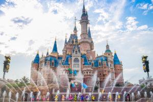 上海ディズニーランド5周年 パークの歴史を写真で振り返る