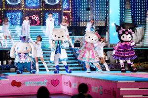 キティのソロも圧巻!大迫力のキャッスルショー「ハーモニーランド 30周年アニバーサリー ナイトパーティー」