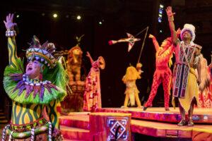 WDW「セレブレーション・オブ・フェスティバル・オブ・ザ・ライオン・キング」公演再開