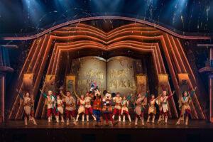 ワンダラスブックが上海へ「ミッキーのストーリーブック・アドベンチャー」として6/15スタート