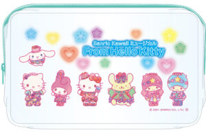 「Sanrio Kawaii ミュージカル『From Hello Kitty』」オリジナル公演グッズを公開