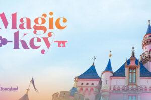 ディズニーランド・リゾート新たな年間パス「マジックキー」発表
